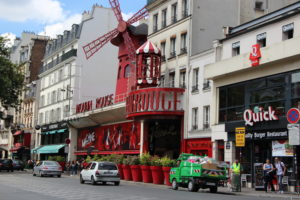Moulin Rouge Paris Montmartre