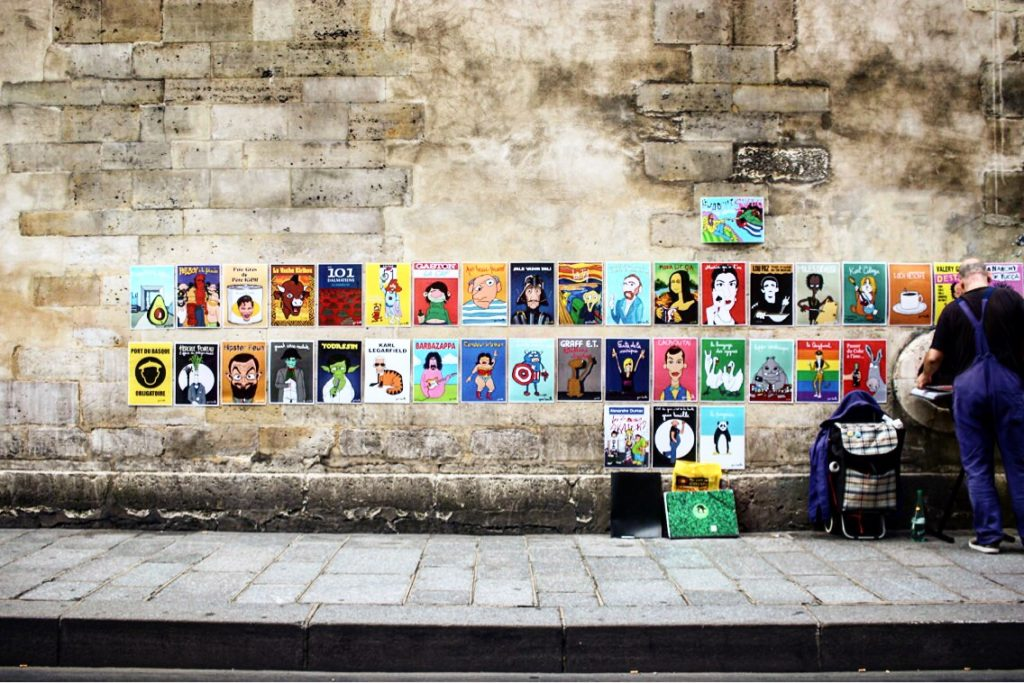 paris photographie rue marais